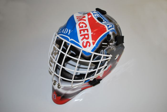 Hockey Goalie Mask Wraps